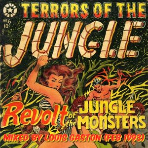 Revolt Of The Jungle Monsters (Feb 93)