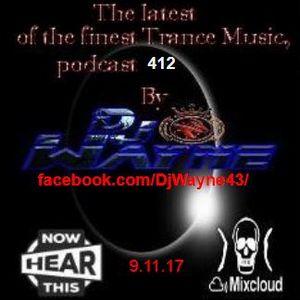 Uplifting Trance - PodCast. ep412.(9.11.17)