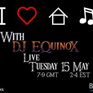 I <3 House - 15 May 2012 Set
