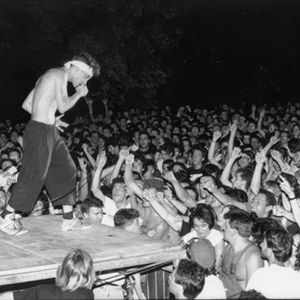 Mano Negra live - Leysin 1990 - Couleur 3