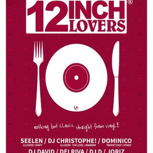 dj Dominico @ 12 Inch Lovers 31-10-2015