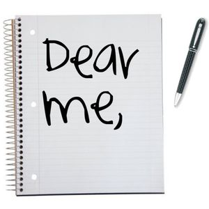 Writing A Letter To Yourself . . . 23.02.2015