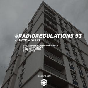 Radio Regulations w/ Lué:B - 28th June 2017