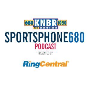 1-19 Giants Pitcher Matt Cain talks off season with Ray Woodson