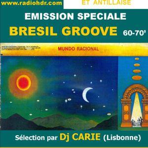 BLACK VOICES spéciale BRESIL années 60-70 invitation émission set par DJ CARIE (Lisbonne)  RADIO HDR