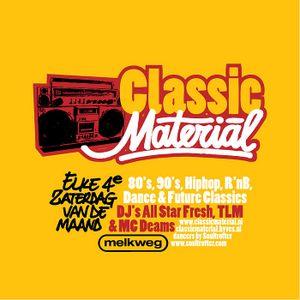 DJ TLM - Classic Material Volume 1