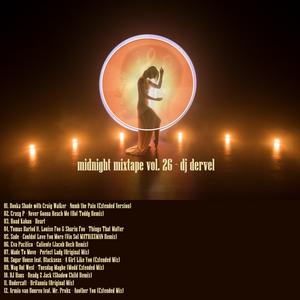 dj dervel - midnight mixtape vol. 26