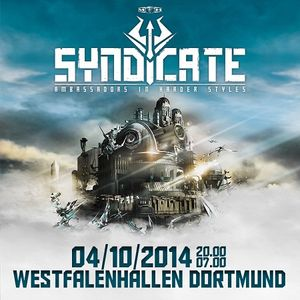 Syndicate 2014  -  Hardcraft Live - 04-Oct-2014