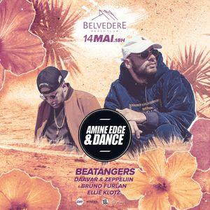 2016.05.14 - Amine Edge & DANCE @ CUFF - Belvedere Beach Club, Itajaí, BR