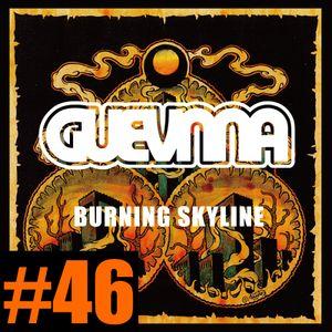 [Radio #46] 『Burning Skyline』リリース記念、GUEVNNA - Ryo氏を迎えてのインタビュー回! 全90分の大作!