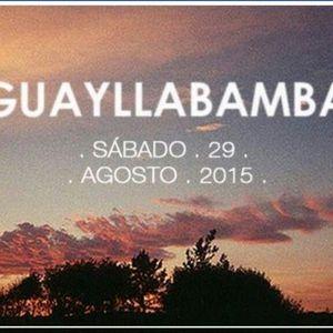A&J live @GUAYLLABAMBA