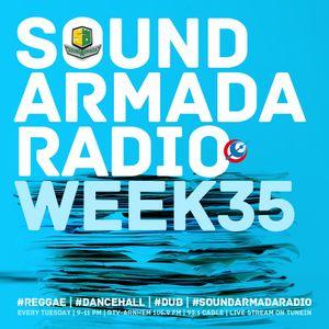 Sound Armada Radio Show Week 35 - 2016