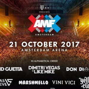 Don Diablo – Live @ Amsterdam Music Festival (ADE, Netherlands) – 21-10-2017