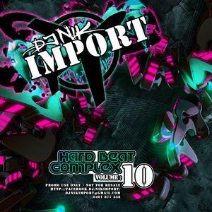 Nik Import - Hard Beat Complex Vol. 10 - Hard At Heart