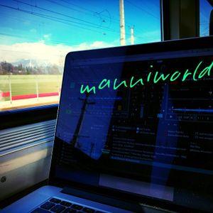 manniworld - underground 90s train mix