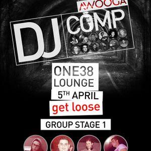Elektron - Awooga DJ Competition - 5th April 2014 - One38 Lounge
