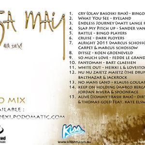 Mixology Show November - Tek My Soul - By Lisa May