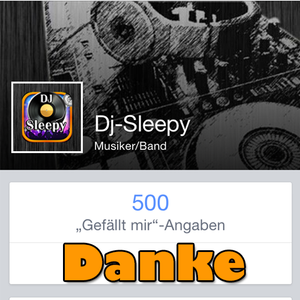 Danke für 500 Facebook Likes