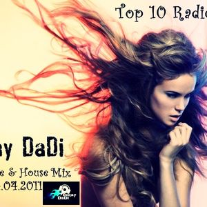 Dj DaDi - Top 10 Radio Track (Tech House & House mix)