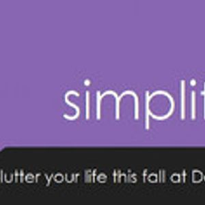 Simplify - Why Simplicity is a Necessity