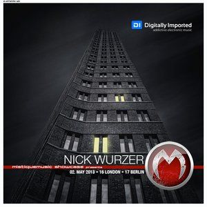 Nick Wurzer – Mistique Music Showcase 068 on Digitally Imported