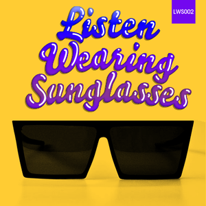 Listen Wearing Sunglasses - 002