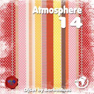 ATMOSPHERE 14 - DjSet by Barbablues