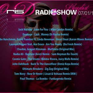 Radio Show - 07 jan. 2011