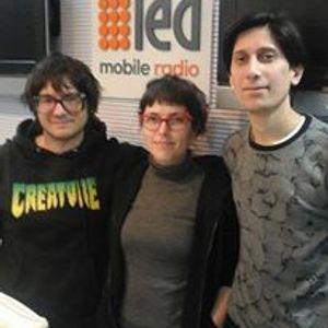 """Entrevista con CARLA SANGUINETI y DIEGO """"VILLA DIAMANTE"""" de MERCURIO DISQUERÍA!"""