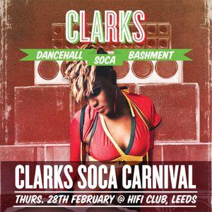 Clarks Soca 2013 Mix