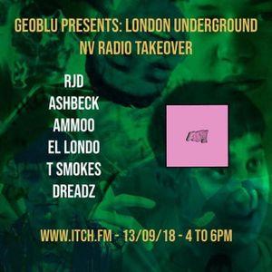 Geoblu - London Underground 04