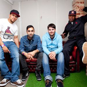 Rudimental - Diplo and Friends (11-04-2012)