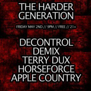 Live Harder Generation at Rockstar Saloon 05-02-14