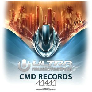 Ultra Music Festival & AERIAL7 DJ Competition by CMD Records