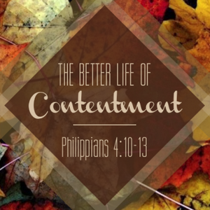 AM: The Better Life of Contentment - Audio
