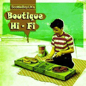 Boutique Hi-Fi#14 DoPE rOcK sTUpID - Ness Radio