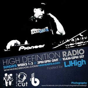 High Definition Radio October 18th 2015 - hosted by LJHigh