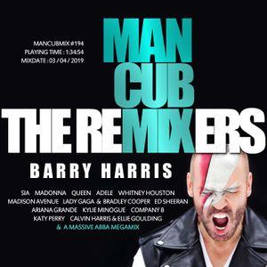 MANCUBMIX presents THE REMIXERS - BARRY HARRIS