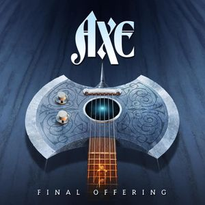 Interview with Bobby Barth from Axe (& formerly Blackfoot) on the Friday NI Rocks Show 23rd Aug 2019