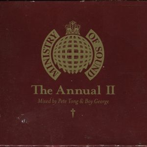 Ministry Of Sound - The Annual II - Pete Tong - 1996