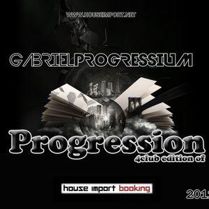 Gabriel Progressium - 4 Progression Club Sessions