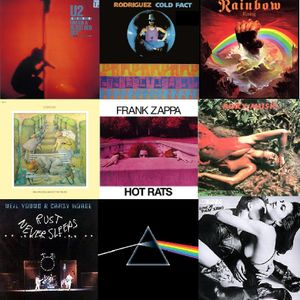35 Classic Rock Title Tracks Vol 4 [1967 to 1984] feat Pink Floyd, Neil Young, Rodriguez, The Doors
