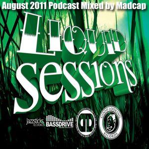 Madcap - Liquid Sessions DnB Podcast August 2011