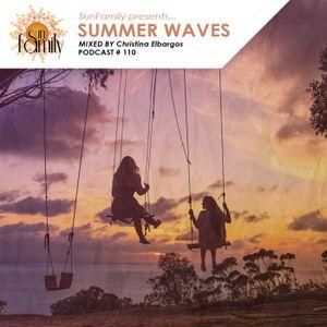 SunFamilyPodcast#110 mix by Christina Elbargos