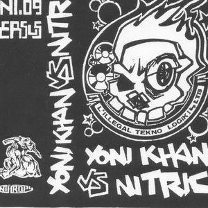 ENTHROPY : encoded mixtape face A , Yoni Khan, ENT 009