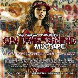 On the Grind Mixtape Volume 7-RoadStar 2k/DJn Monstaro/DJ Kid Nyce