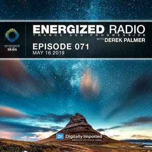 Energized Radio 071 with Derek Palmer