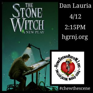 Actor Dan Lauria calls into Chewing the Scenery to talk about his new play The Stone Witch 4-12-18