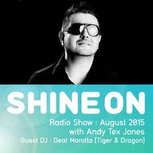 Shine on Radio Show August 2015