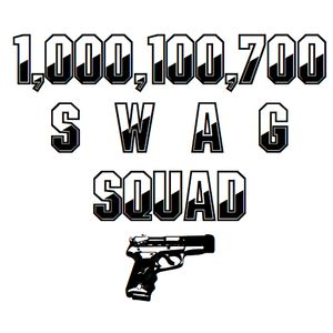 The 1,000,100,700 SwagSquad Mix